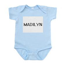 Madilyn Digital Name Body Suit
