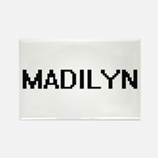 Madilyn Digital Name Magnets