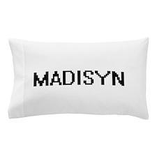 Madisyn Digital Name Pillow Case
