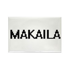 Makaila Digital Name Magnets