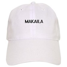 Makaila Digital Name Baseball Cap