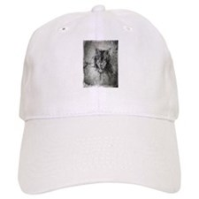 wolf Alpha Omega Baseball Cap