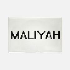 Maliyah Digital Name Magnets