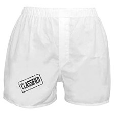 Classified Boxer Shorts