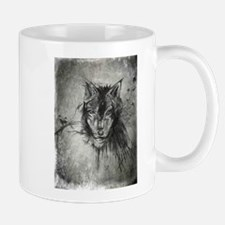 wolf Alpha Omega Mugs