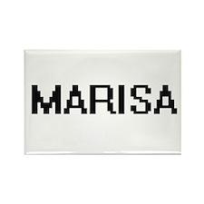Marisa Digital Name Magnets