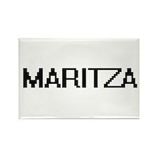 Maritza Digital Name Magnets