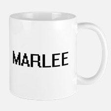 Marlee Digital Name Mugs