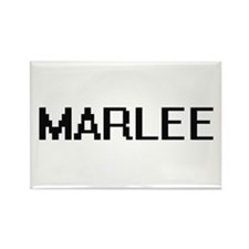 Marlee Digital Name Magnets