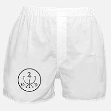 Attract Money Sigil Magick Boxer Shorts
