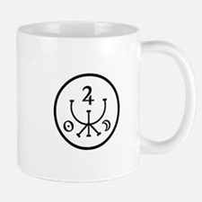 ATTRACT MONEY PROSPERITY MAGICK SIGIL Mug