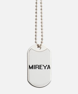Mireya Digital Name Dog Tags