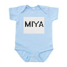 Miya Digital Name Body Suit