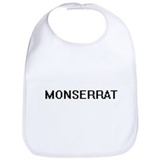 Monserrat Digital Name Bib