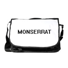 Monserrat Digital Name Messenger Bag