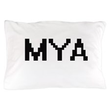Mya Digital Name Pillow Case