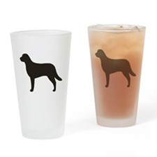 Chesapeake Bay Retriever Drinking Glass