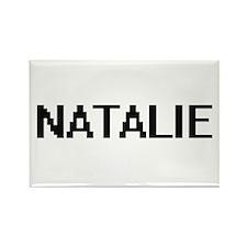 Natalie Digital Name Magnets