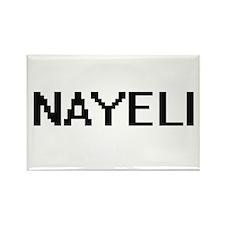 Nayeli Digital Name Magnets