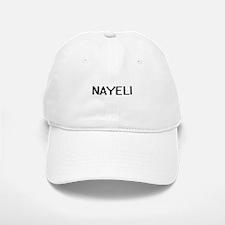 Nayeli Digital Name Baseball Baseball Cap