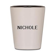 Nichole Digital Name Shot Glass