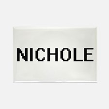 Nichole Digital Name Magnets