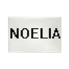 Noelia Digital Name Magnets