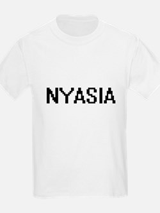 Nyasia Digital Name T-Shirt