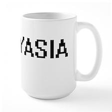 Nyasia Digital Name Mugs