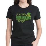 St patricks day Women's Dark T-Shirt