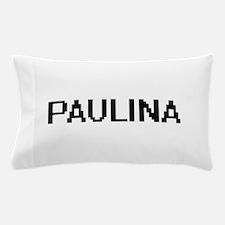 Paulina Digital Name Pillow Case