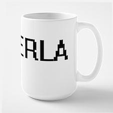 Perla Digital Name Mugs