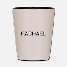Rachael Digital Name Shot Glass