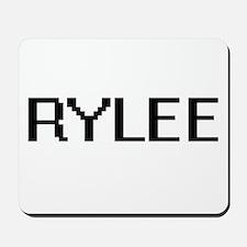 Rylee Digital Name Mousepad