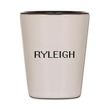 Ryleigh Digital Name Shot Glass