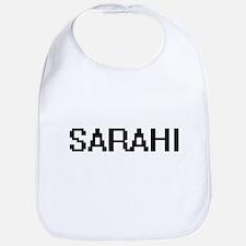 Sarahi Digital Name Bib