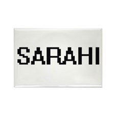 Sarahi Digital Name Magnets