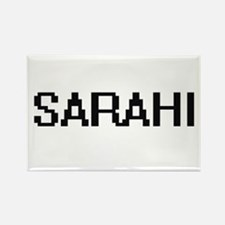 Sarahi Digital Name Magnets