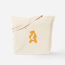 California Smoking Bear Tote Bag