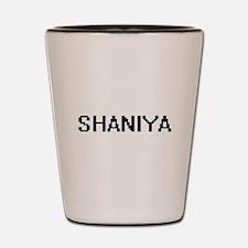 Shaniya Digital Name Shot Glass