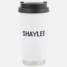 Shaylee Digital Name Travel Mug