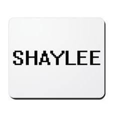Shaylee Digital Name Mousepad