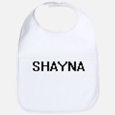 Shayna Digital Name Bib