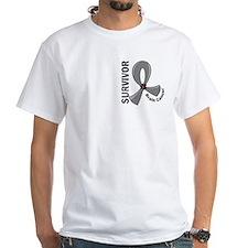 Brain Cancer Survivor 12 Shirt