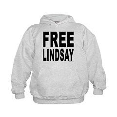 Free Lindsay #1 Hoodie