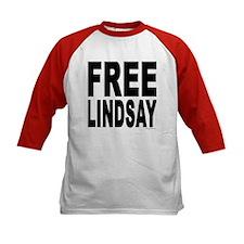 Free Lindsay #1 Tee