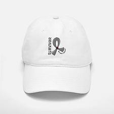 Brain Tumor Survivor 12 Baseball Baseball Cap