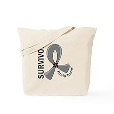 Brain Tumor Survivor 12 Tote Bag