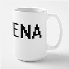 Siena Digital Name Mugs