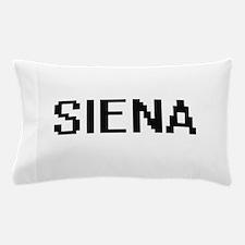Siena Digital Name Pillow Case